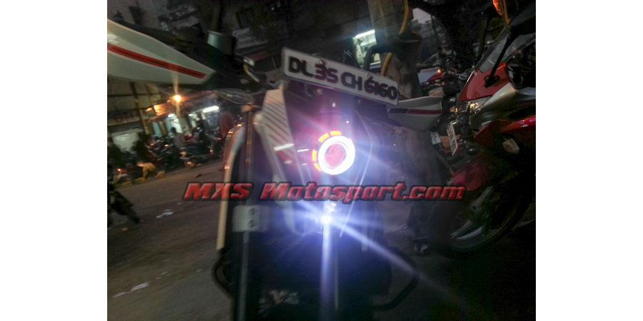 MXSHL142 Projector Headlight KTM Duke 390 & 200