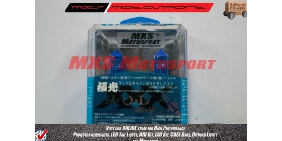 MXS1876 White Vision 100/90W Headlight Bulbs
