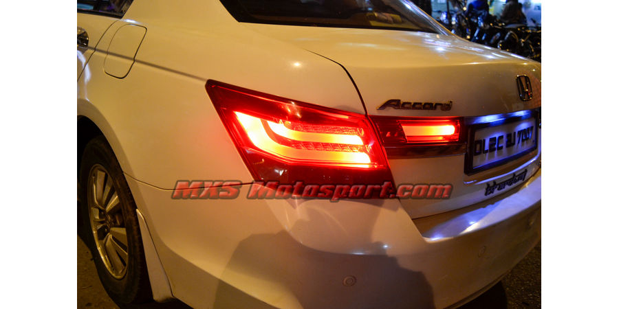 MXSTL18 LED Tail Lights Honda Accord