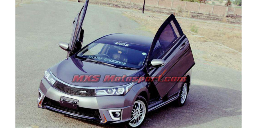 MXS2400 Sports Version Vertical Scissor Door kit For Car