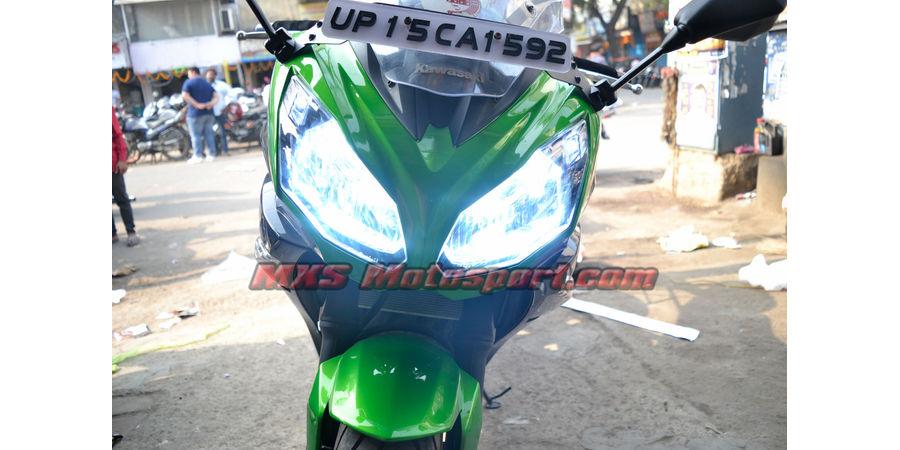 MXS2385 High end HID kit with true AC Blaster Stage 1 Kawasaki Ninja 650R