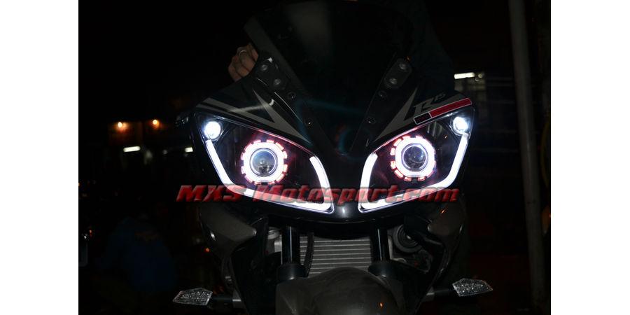 MXSHL145 Robtici Eye Projector Headlight Yamaha R15