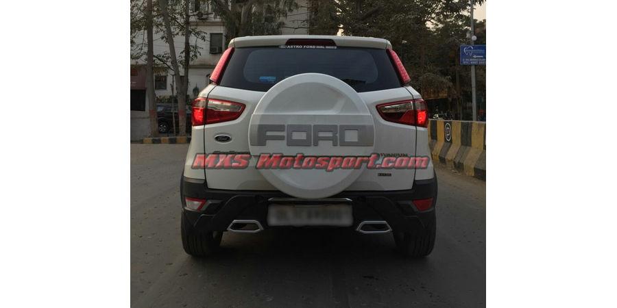 MXS2390 Raptor Style Stepney Show Ford Ecosport