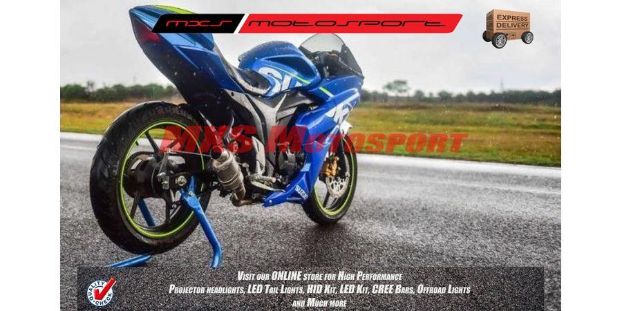 MXS2202 DB killer Trifit Exhaust Motorcycle