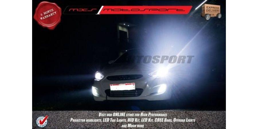 MXS Motosport Hyundai Verna Fluidic XENON HID KIT Headlight + Fog Lamp Combo