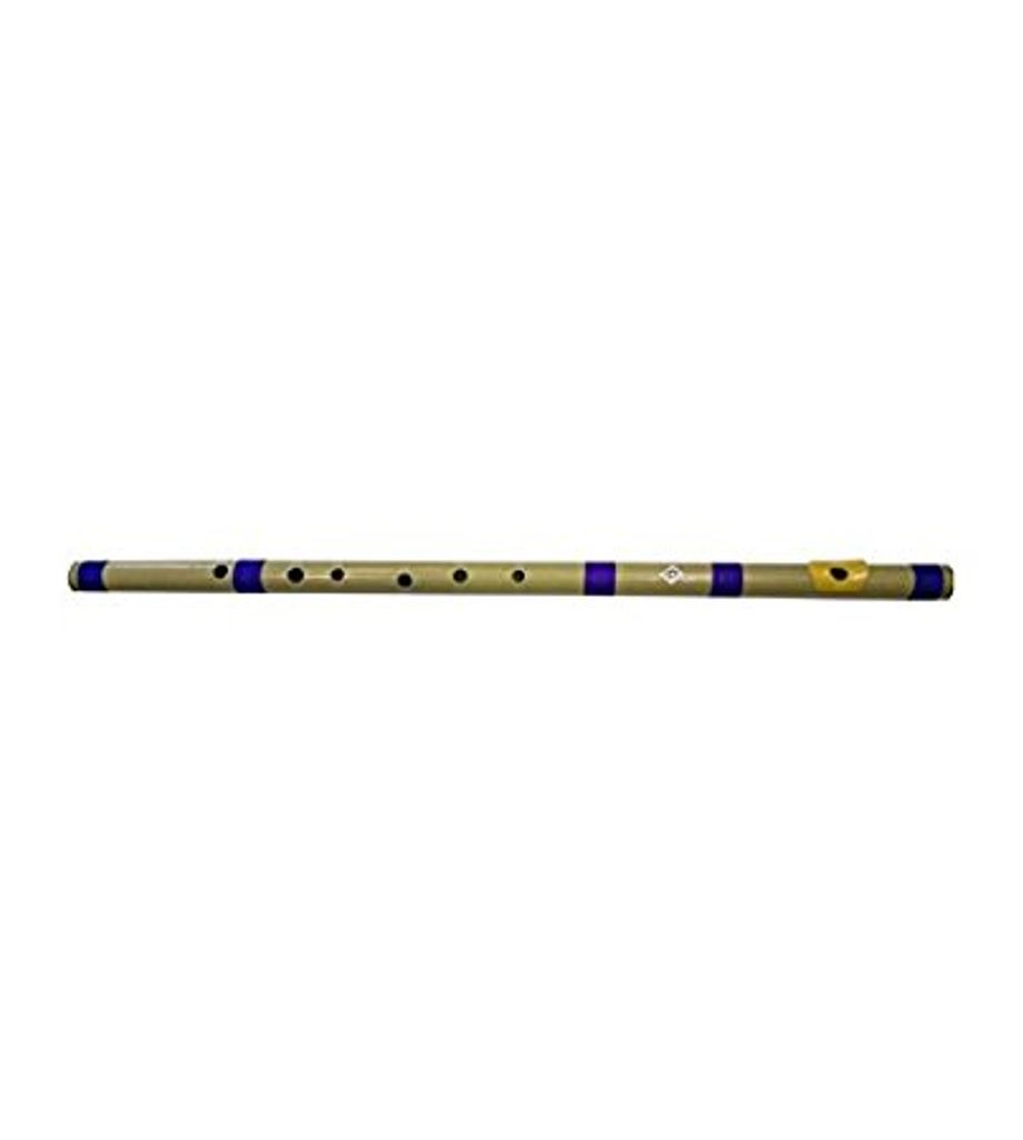 SG Musical concert scale G# 60cm seven holes finest indian bansuri , pvc fiber flute