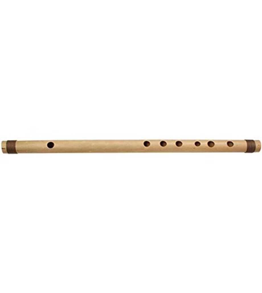 SG Musical concert G#scale 22cm six holes finest indian bansuri, bamboo flute