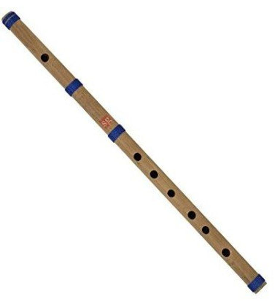 SG Musical Finest Indian Bansuri Bamboo Flute B Scale