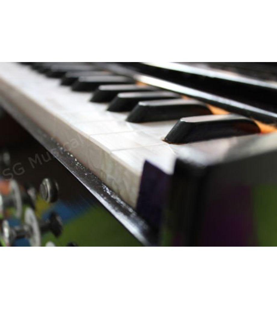 SG-MUSICAL-HARMONIUM-7-STOPS-440-Hz-SHRUTI-YOGA-KIRTAN-BHAJAN-2-REEDS
