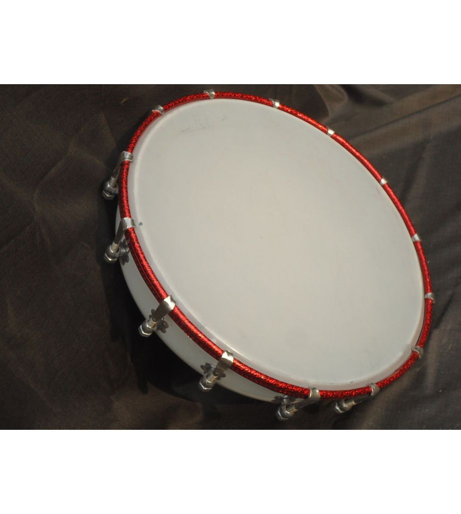 SG Musical Tasha Dhol Stainless Steel