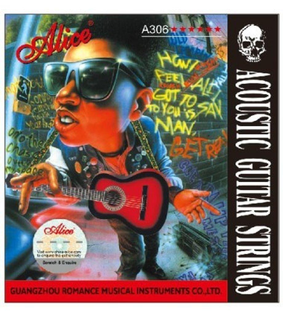 Alice A306-SL Acoustic Guitar String
