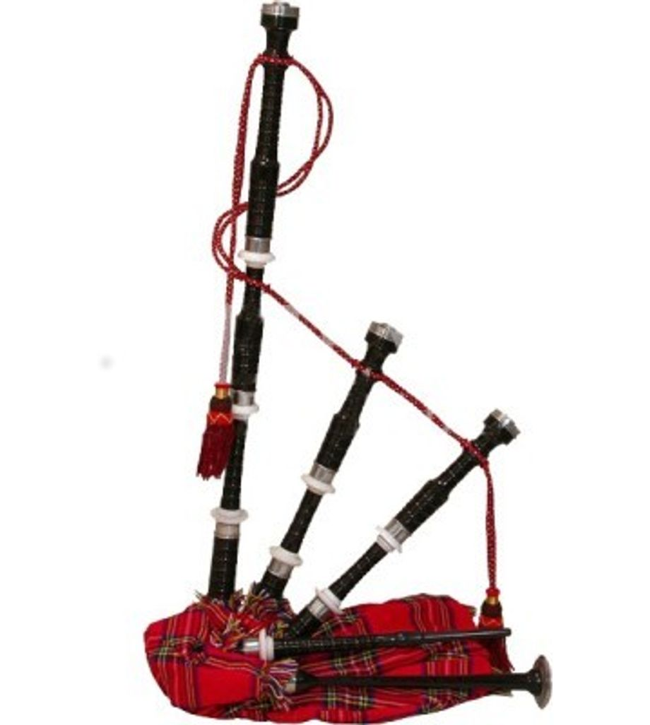 SG Musical Grace Bagpipes