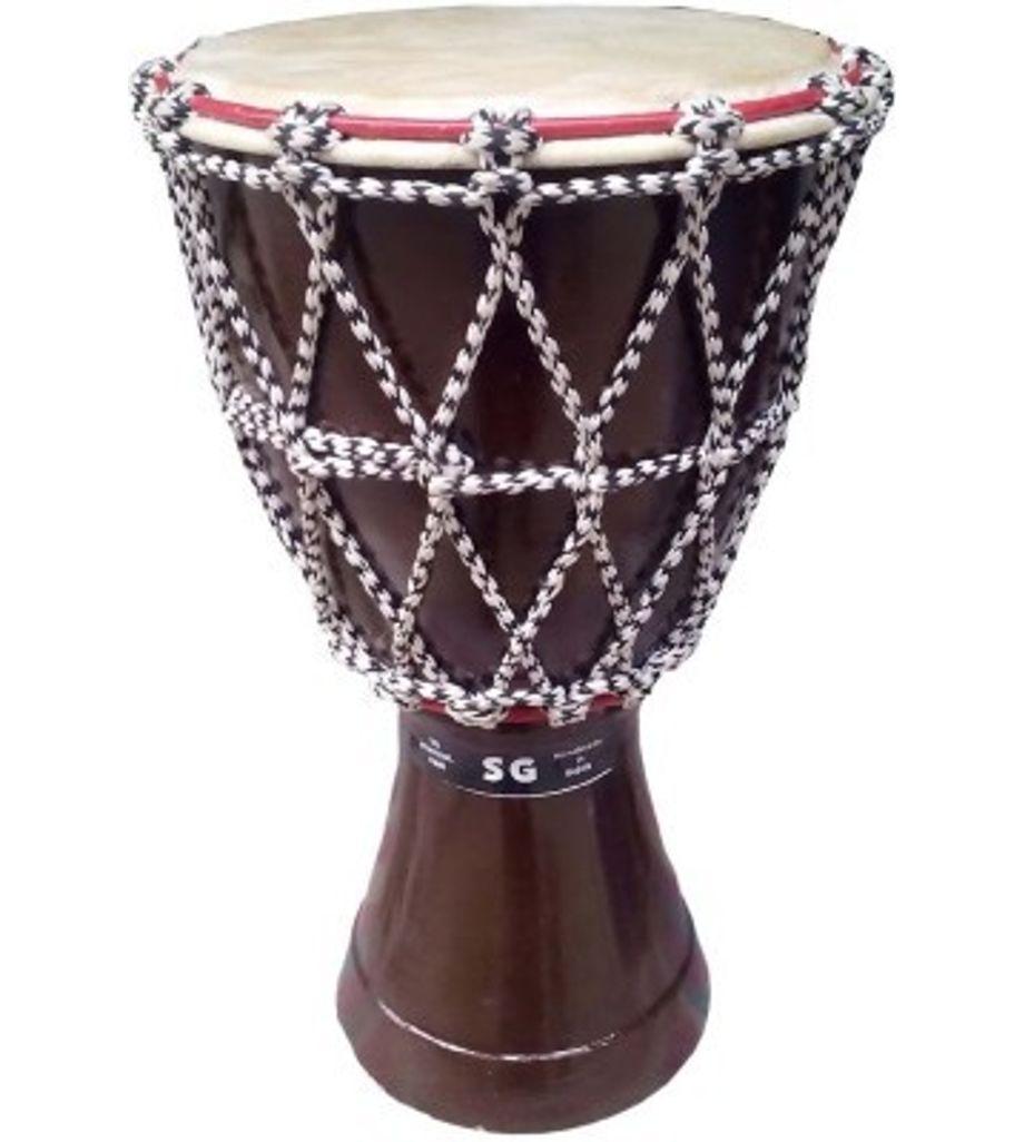 SG Musical djembe/Chameli(Brown)