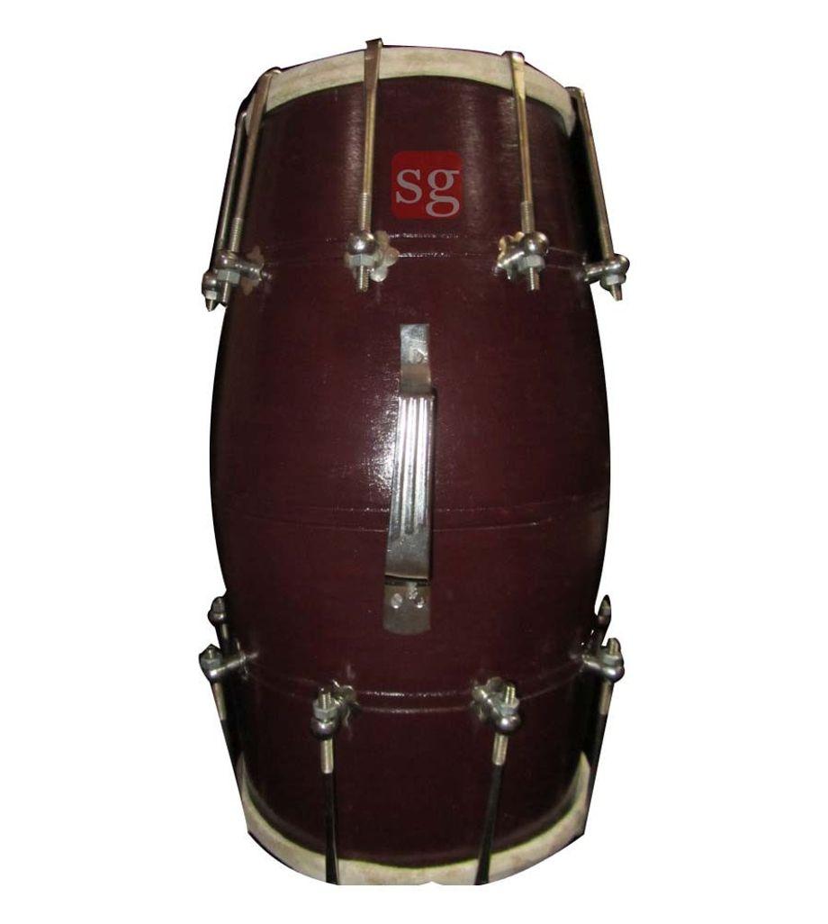 SG Musical Nut Bolt Dholki Free Carry Bag