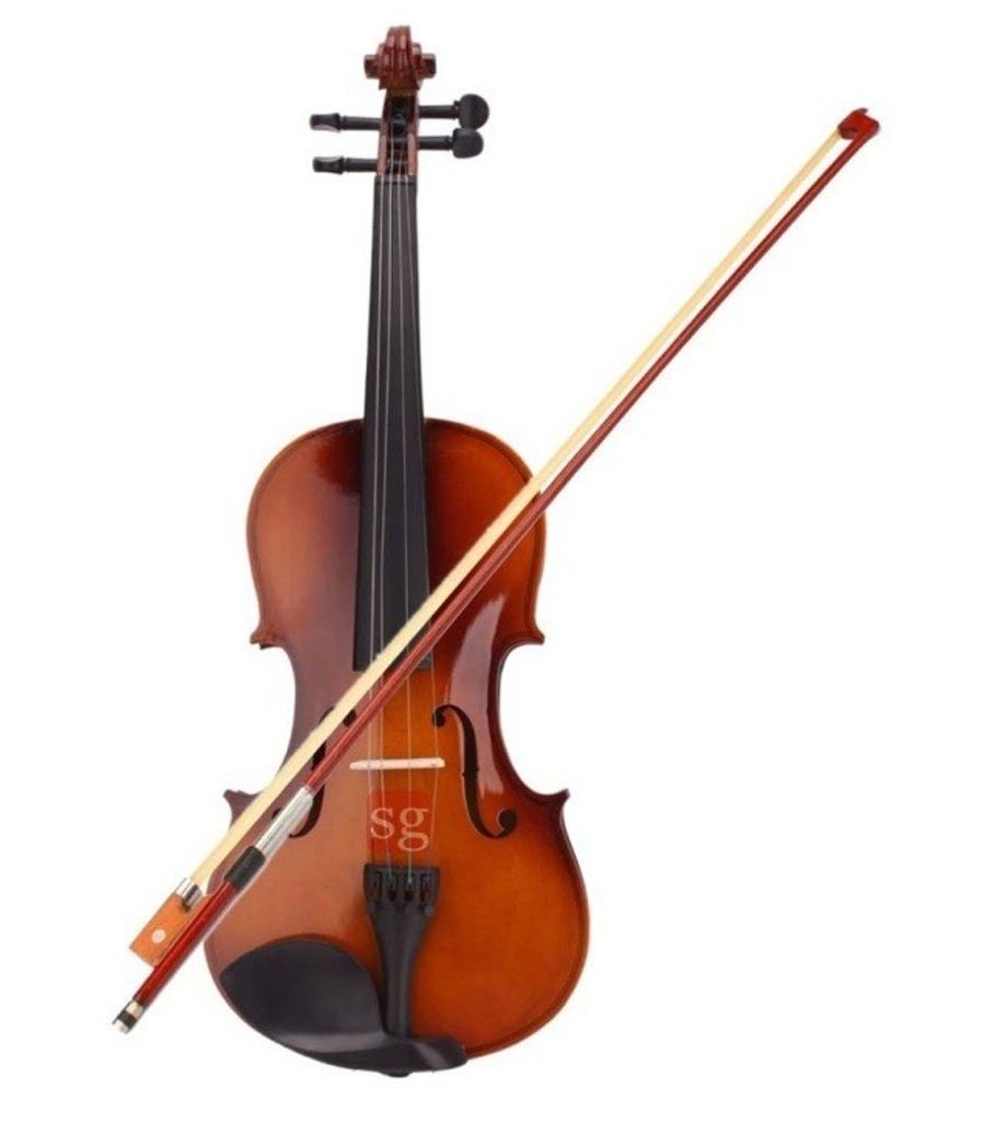 SG Musical Violin With Rosin And Bow