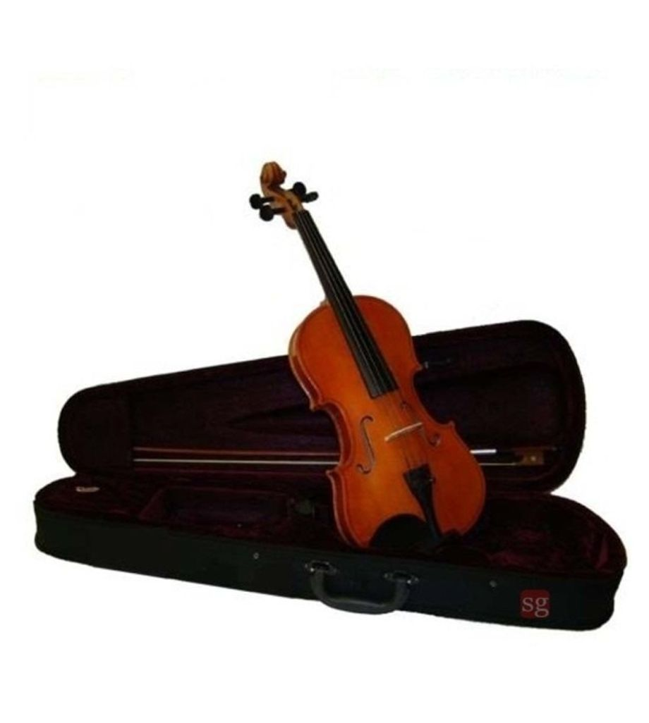 Kaps Imported Acoustic Violin (4/4  size) with Case, Bow & Rosin