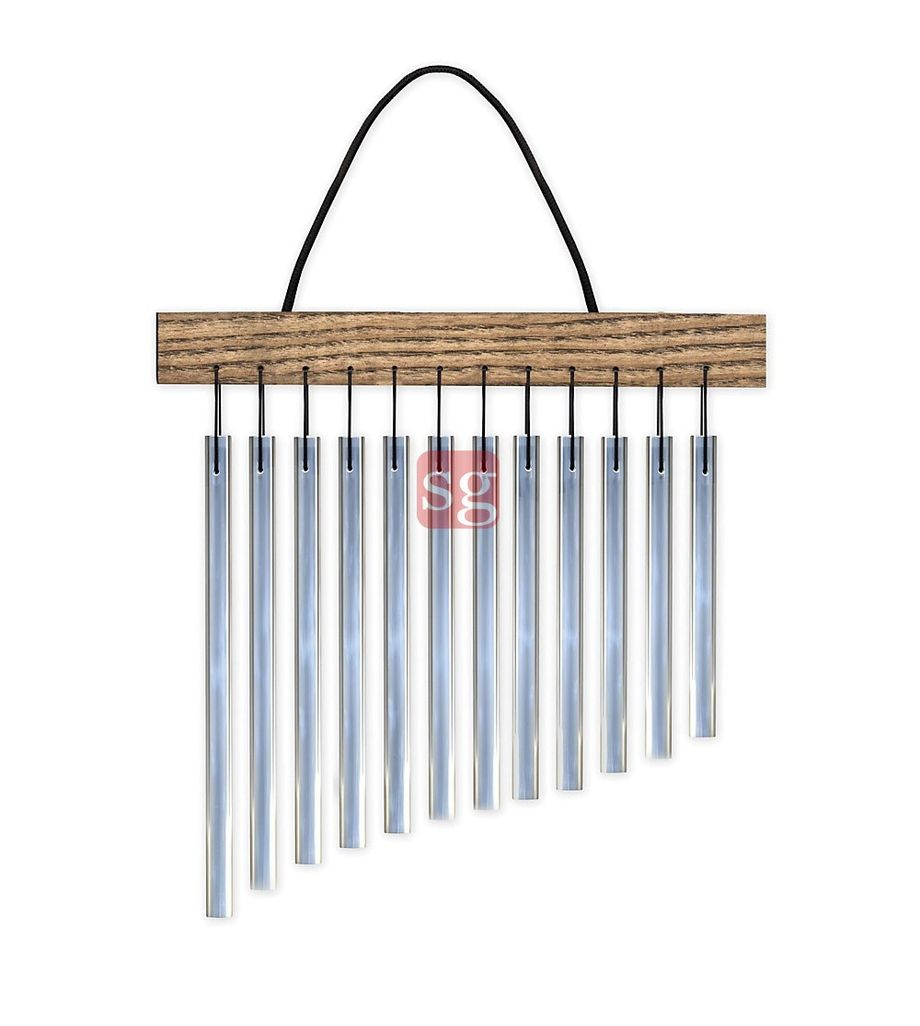 SG Musical Percussion Concert Chimes - Single Row, 12 Bars Bell