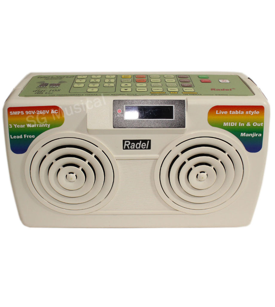 Radel Taalmala Digi 108 Eletronic Tabla