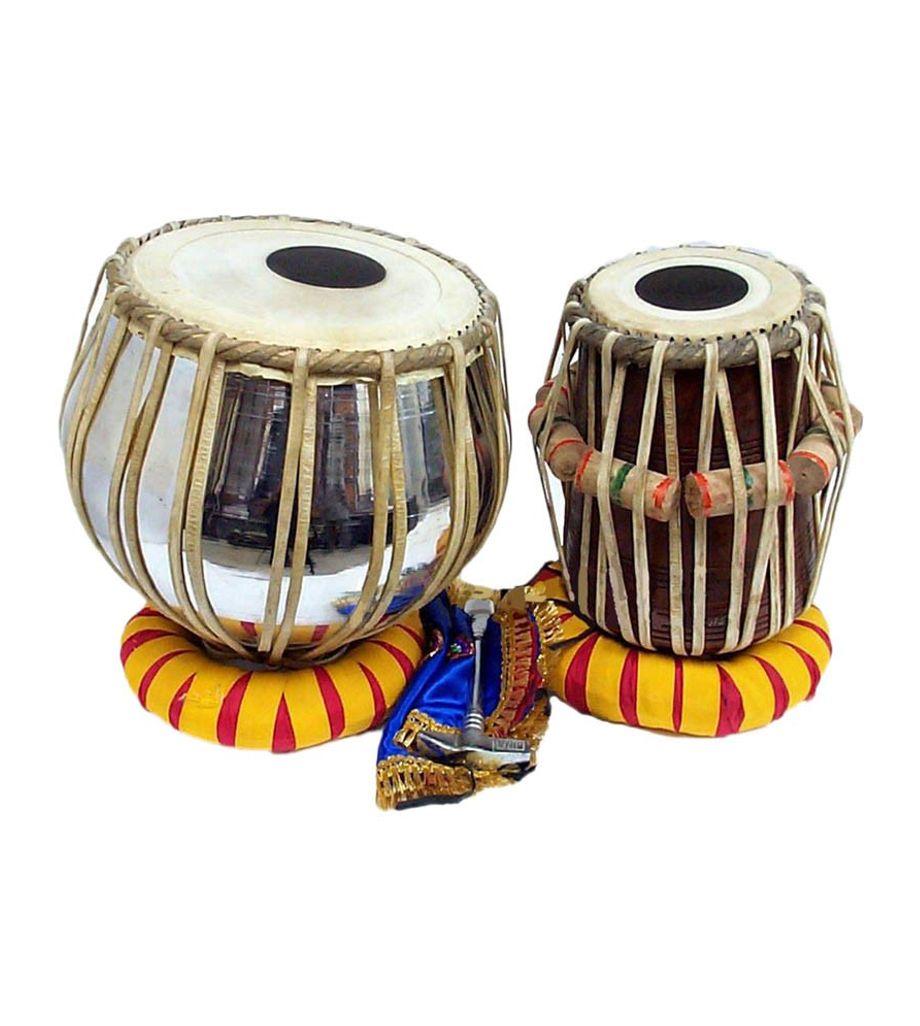 SG Musical Quality Tabla Set /Carry Bag/ Ring Set/ Hammer