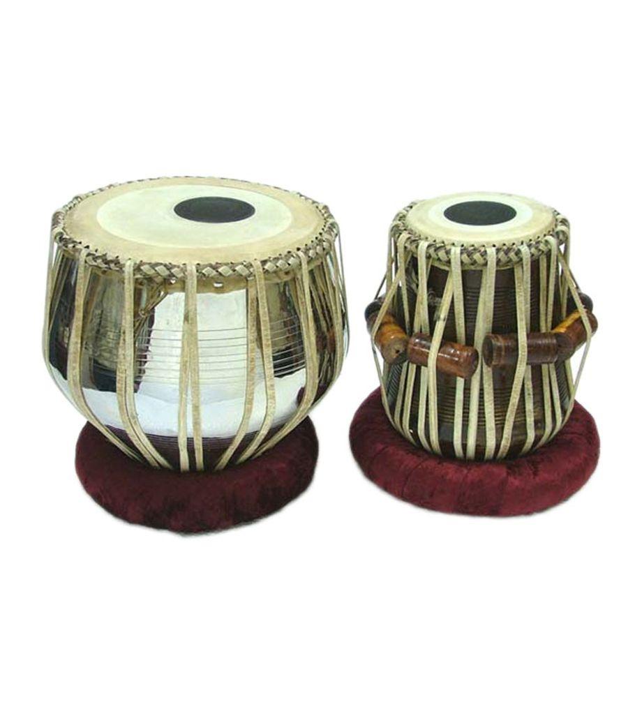 SG Musical Tabla Brass Pair