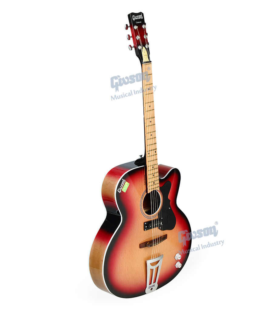 Universe (Beech Wood with Pick Up) 6 String Accoustic Spanish guitar (Round Hole)