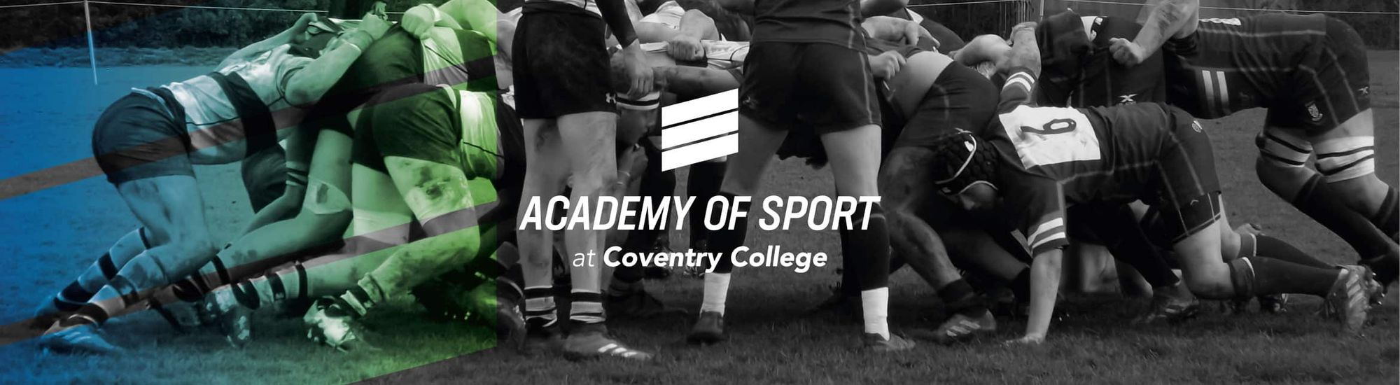 Coventry College Academy of Sport logo