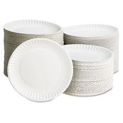 AJM Packaging Corporation Paper Plates Thumbnail