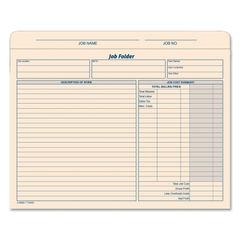 TOPS™ Job Folder Thumbnail