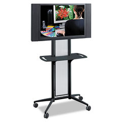 Safco® Impromptu® Flat Panel TV Cart Thumbnail