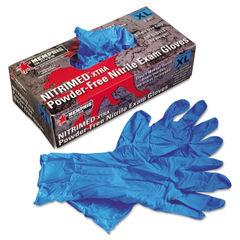 MCR™ Safety Nitri-Med™ Disposable Nitrile Gloves Thumbnail