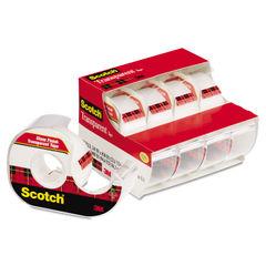 Scotch® Transparent Tape In Handheld Dispenser Thumbnail