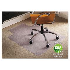 ES Robbins® Natural Origins® Biobased Chair Mat for Carpet Thumbnail
