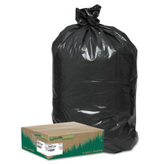 Earthsense® Commercial Linear Low Density Large Trash and Yard Bags Thumbnail