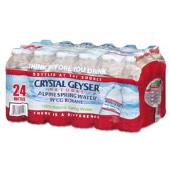 Crystal Geyser® Natural Alpine Spring Water Thumbnail