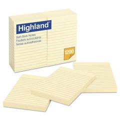 Highland™ Self-Stick Notes Thumbnail