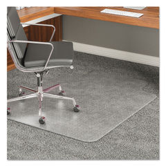 deflecto® ExecuMat® Intensive All Day Use Chair Mat for Plush, High Pile Carpeting Thumbnail