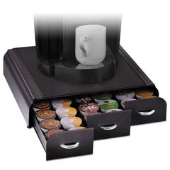Mind Reader Anchor Triple Drawer Single-Serve Coffee Organizer Thumbnail