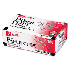 ACCO Paper Clips Thumbnail