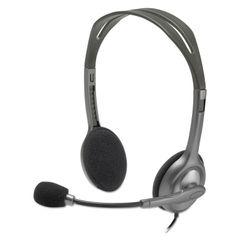 Logitech® H111 Stereo Headset Thumbnail
