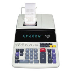 Sharp® EL1197PIII 12-Digit Commercial Printing Calculator Thumbnail