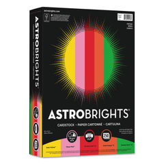 "Astrobrights® Color Cardstock -""Vintage"" Assortment Thumbnail"