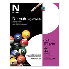Neenah® Bright White Card Stock Thumbnail