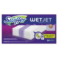 Swiffer® WetJet® System Refill Cloths Thumbnail