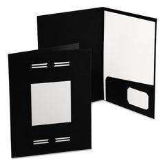 Oxford™ Laserview Executive Pocket Folders Thumbnail