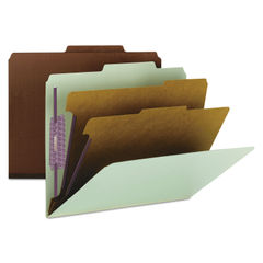 Smead® Pressboard Classification Folders with SafeSHIELD® Coated Fasteners Thumbnail