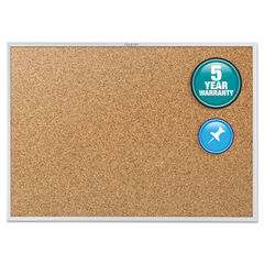 Quartet® Classic Series Cork Bulletin Board Thumbnail
