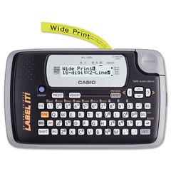 Casio® KL120 Label Maker Thumbnail