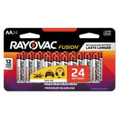 Rayovac® Fusion Performance Alkaline Batteries Thumbnail