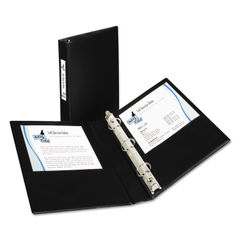 Avery® Mini Size Durable Non-View Binder with Round Rings Thumbnail