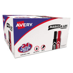 Avery® MARKS A LOT® Regular Desk-Style Permanent Marker Thumbnail